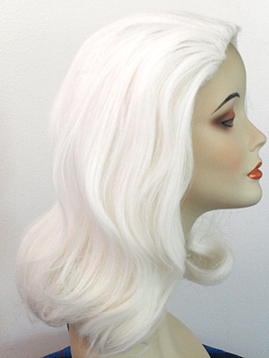 angela 750 wig in white