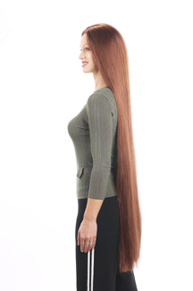Godiva Very Long Wig Soft And Pretty From New Look