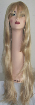Alicia XXL wig, front view
