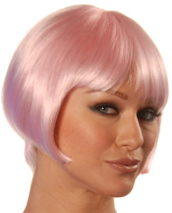 Angie wig in pink