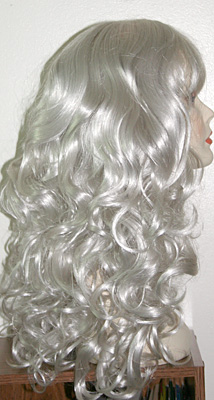 Bally wig in 60 side view