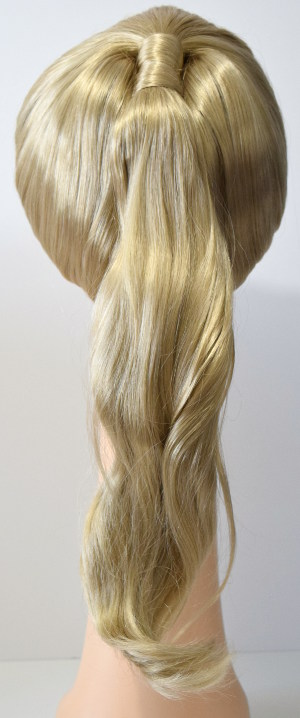 Barbie Beehive wig, back view