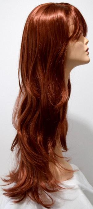 carmen wig, side view of color 130