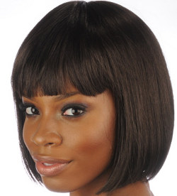 China Girl wig, brown