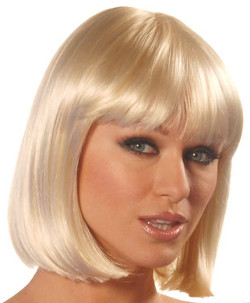 China Girl wig, blonde