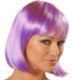 China Girl wig in D Purple