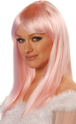 Cleo 601 wig in pink