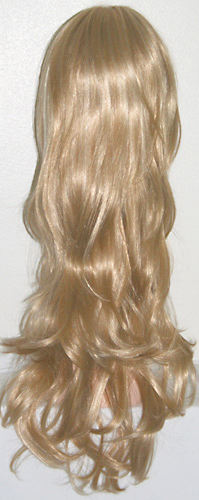 Arilyn wig back view