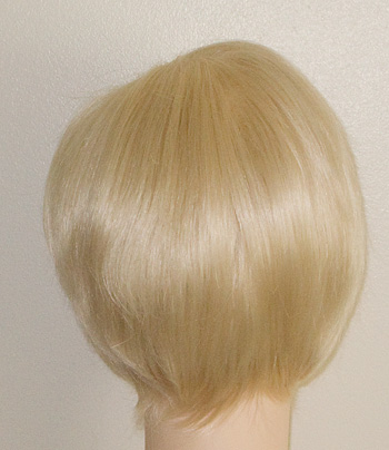 short cher wig back view