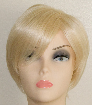 short cher wig front view