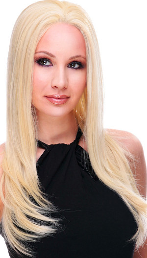 Dahlia is a straight lacefront wig by sepia wigs