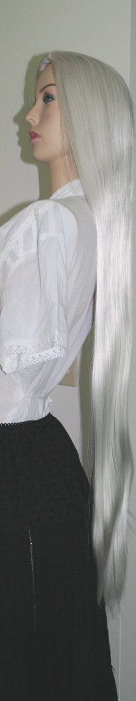 1448 wig in white