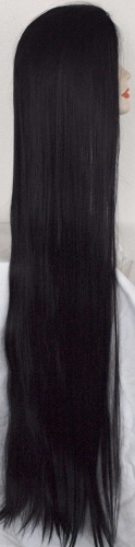 enchantment 1448 long black wig