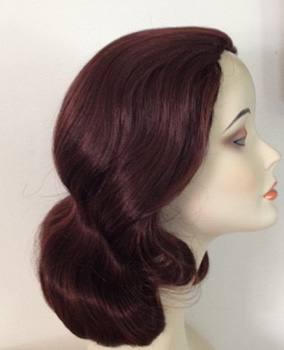 lily 1225 wig in color 33  auburn