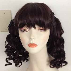 Innocent pigtail wig in color 6