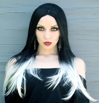Luna F13 Wig Gorgeous Long Wig That Starts One Color And