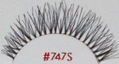 red cherry eyelashes number 747s