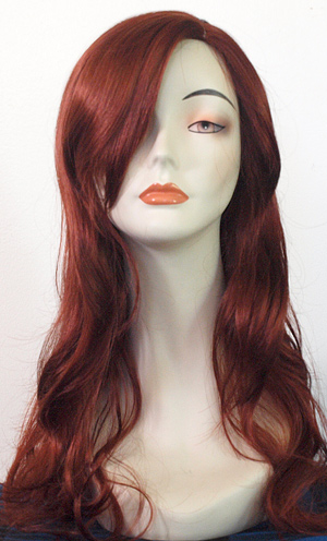 Lauren wig in 130, front view