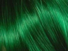 swatch of new look dark green wig color