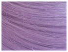 purple wig swatch