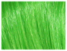 swatch of wig color toxic bright green