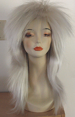 punky spiked wig in 60 for jiraiya and xemnas