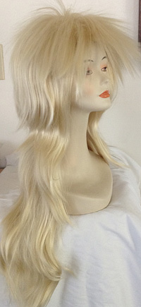 punky xl wig in 613 blonde