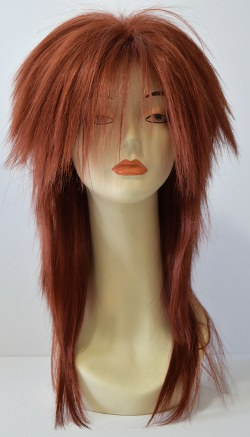 Rock Star wig in 130