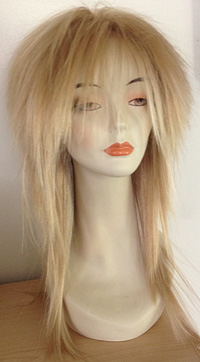Rock Star wig in 24h613