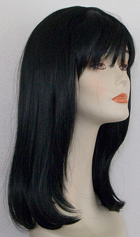 Lolita 722 wig in color 1 black