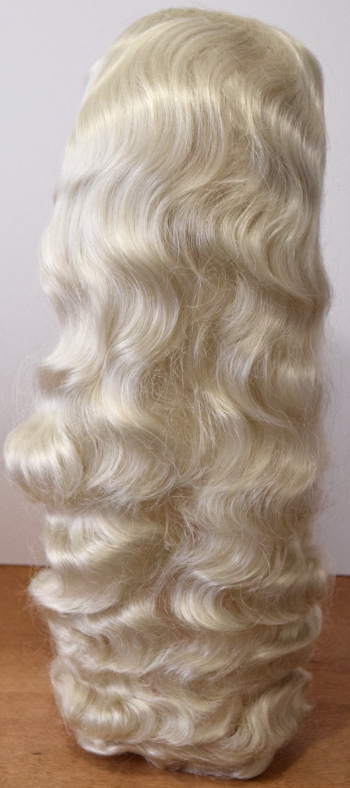 Stephanie 1223 wig, unstyled, back view