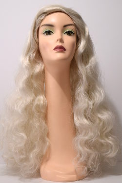Stephanie 1223 wig, brushed out, front view