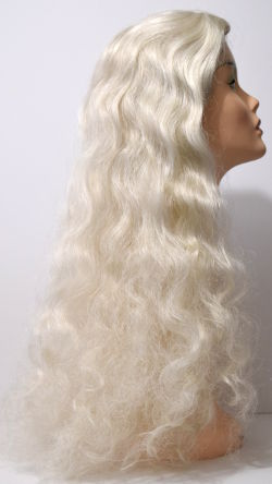 Stephanie 1223 wig, brushed out, side view