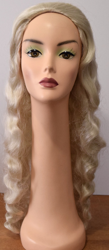 Stephanie 1223 wig, unstyled, front view