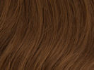 swatch of wig color 12 light golden brown