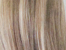 swatch of wig color 12f