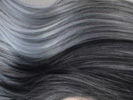 swatch of wig color 1bt601