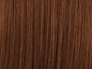 swatch of wig color 30 medium brown red