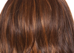 swatch of wig color p42730