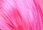 swatch of pink explosion wig color