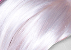swatch of snow wig color